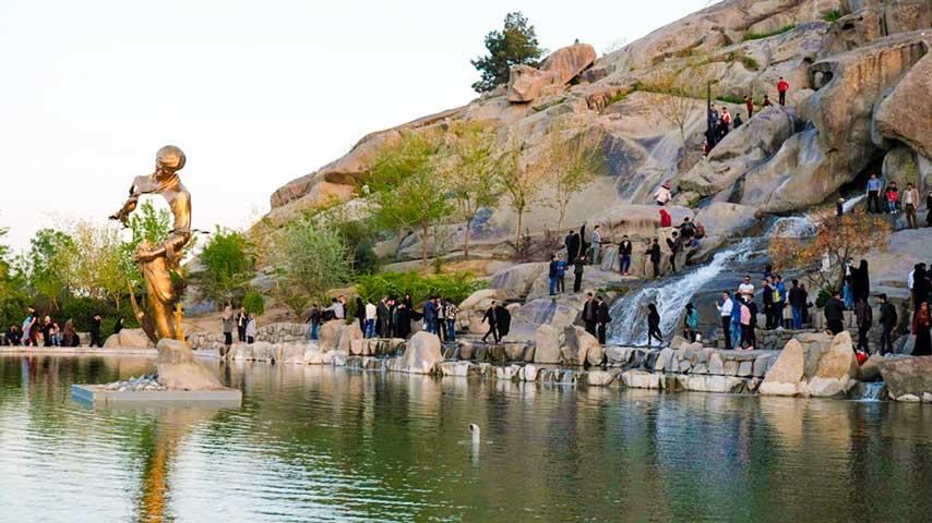 پارکها و مکانهای تفریحی مشهد را بشناسید